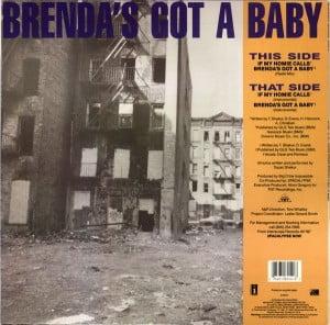 Brendas got a baby
