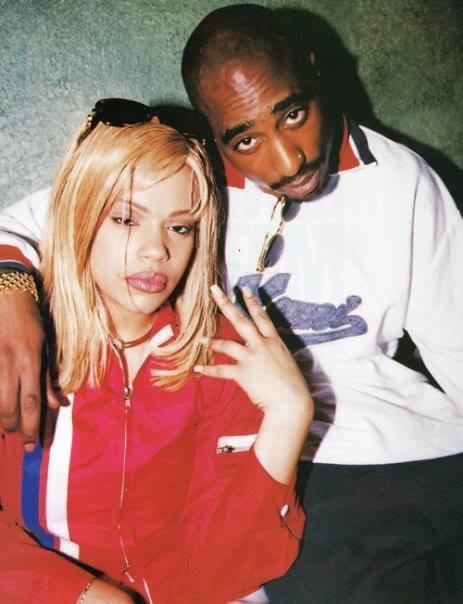 Tupac & Faith Evans