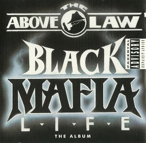 ABOVE THE LAW COVER FRONT