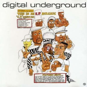Digital Underground - This is an EP Release (1991)