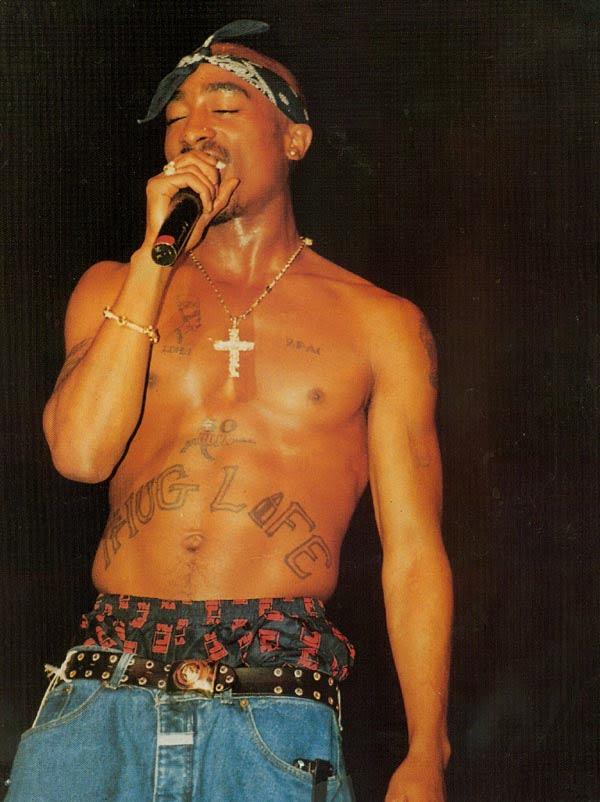 Tupac Live at China Club Chicago