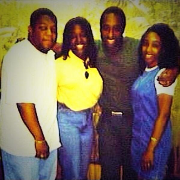 Avery Mitchell, Keisha Morris Shakur visited Tupac in the prison. 1