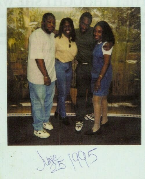 Avery Mitchell, Keisha Morris Shakur visited Tupac in the prison.