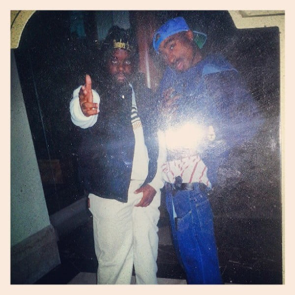 Charles Fuller and Tupac