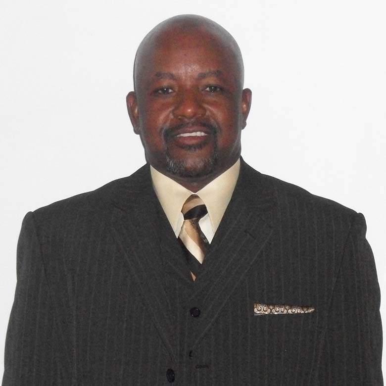 Gust Davis' brother Tony Davis. (Mt. Zion Baptist Church)