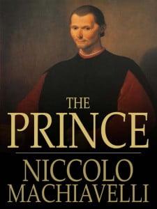 The Prince. Niccolo Machiavelli