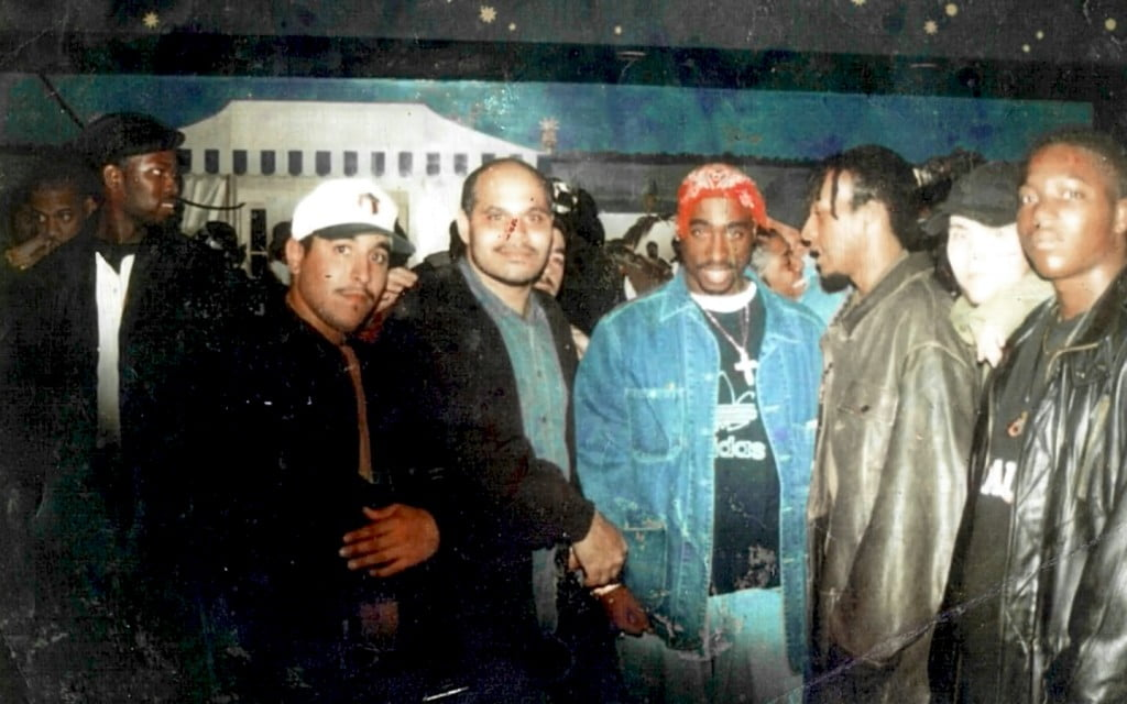 Tupac & Stretch Attends Lords Of The Underground Album Release Party