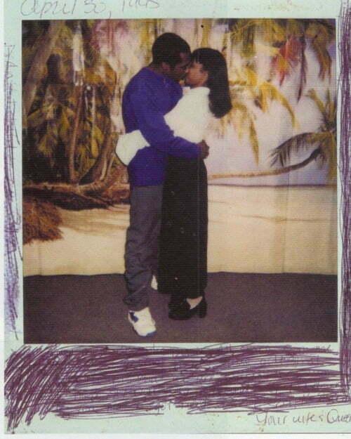 Tupac and Keisha Morris-Shakur April 30, 1995, 1