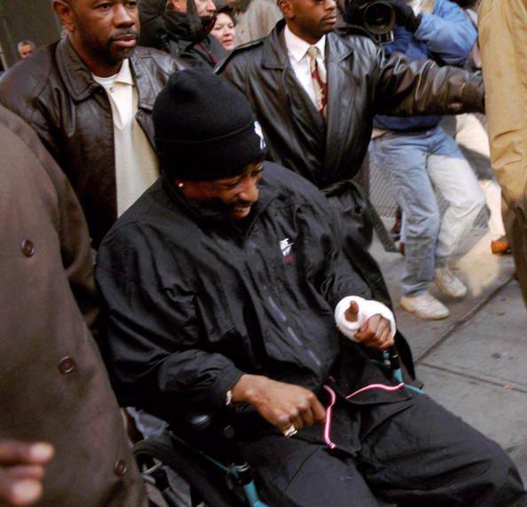 tupac shooting december 01, 1994 2 - 2Pac Legacy  tupac shooting ...