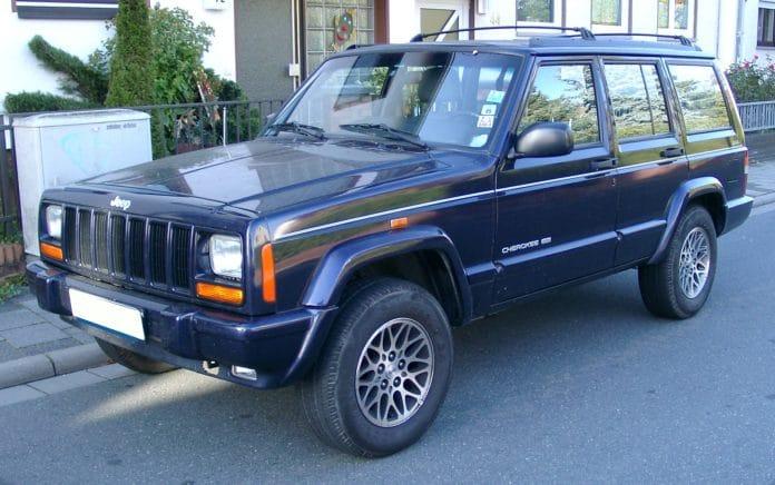 Jeep Cherokee-Tupac