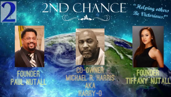 2nd Chance_ Michael 'Harry O' Harris