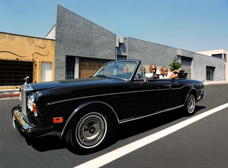 Tupac's Rolls-Royce Corniche IV