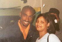 Tupac and Raine Torae (Fan), April 1996, Rare Photo [IG]