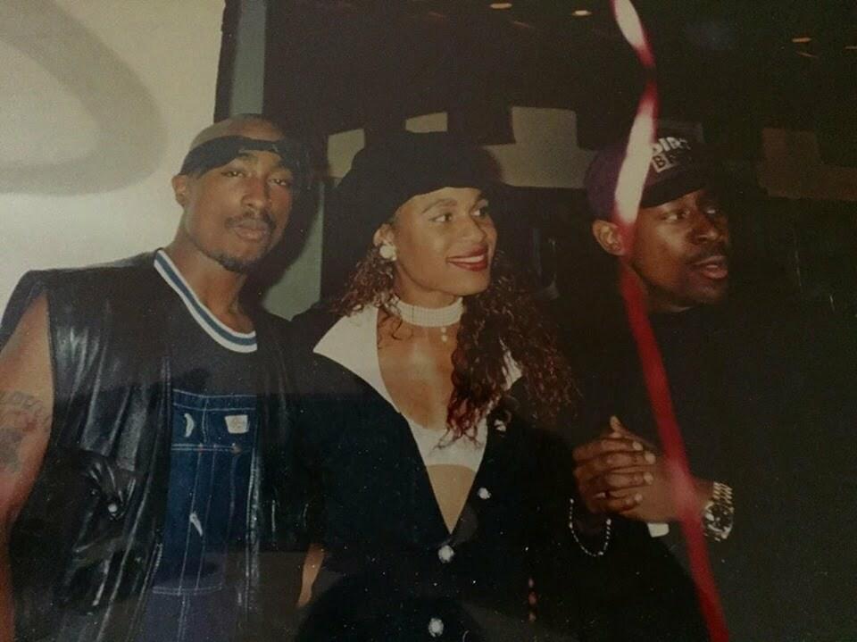 Rare Photo Of Tupac And Martin Lawrence image