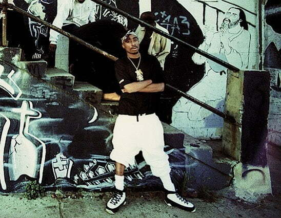 Thug Life, Mike Miller Photo Session 1994