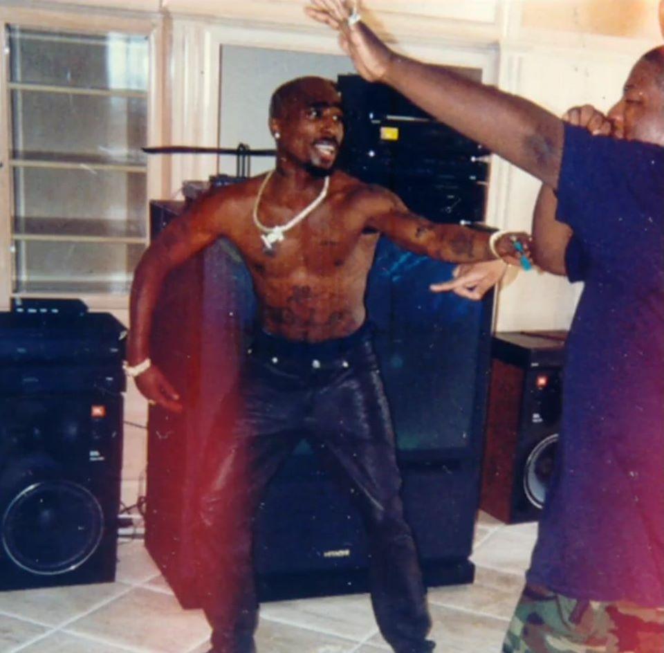 Tupac Shakur Spirit Of An Outlaw