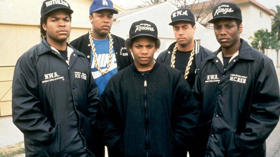 N.W.A. hall of fame