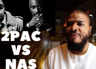 Napoleon Details The Night Tupac And Nas Met In New York