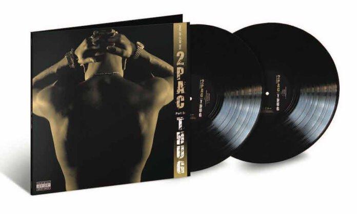 The Best Of 2Pac vinyl image