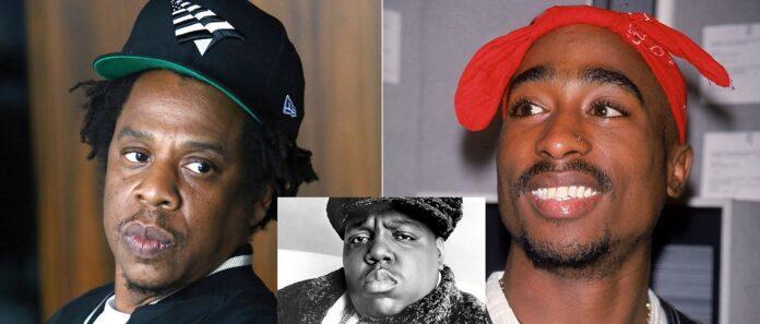 Tupac, Jay-Z, Biggie Beefs - 2PacLegacy.net