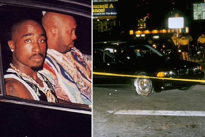 The First Cop Arrived At Tupac's Shooting Ends Conspiracy Theories
