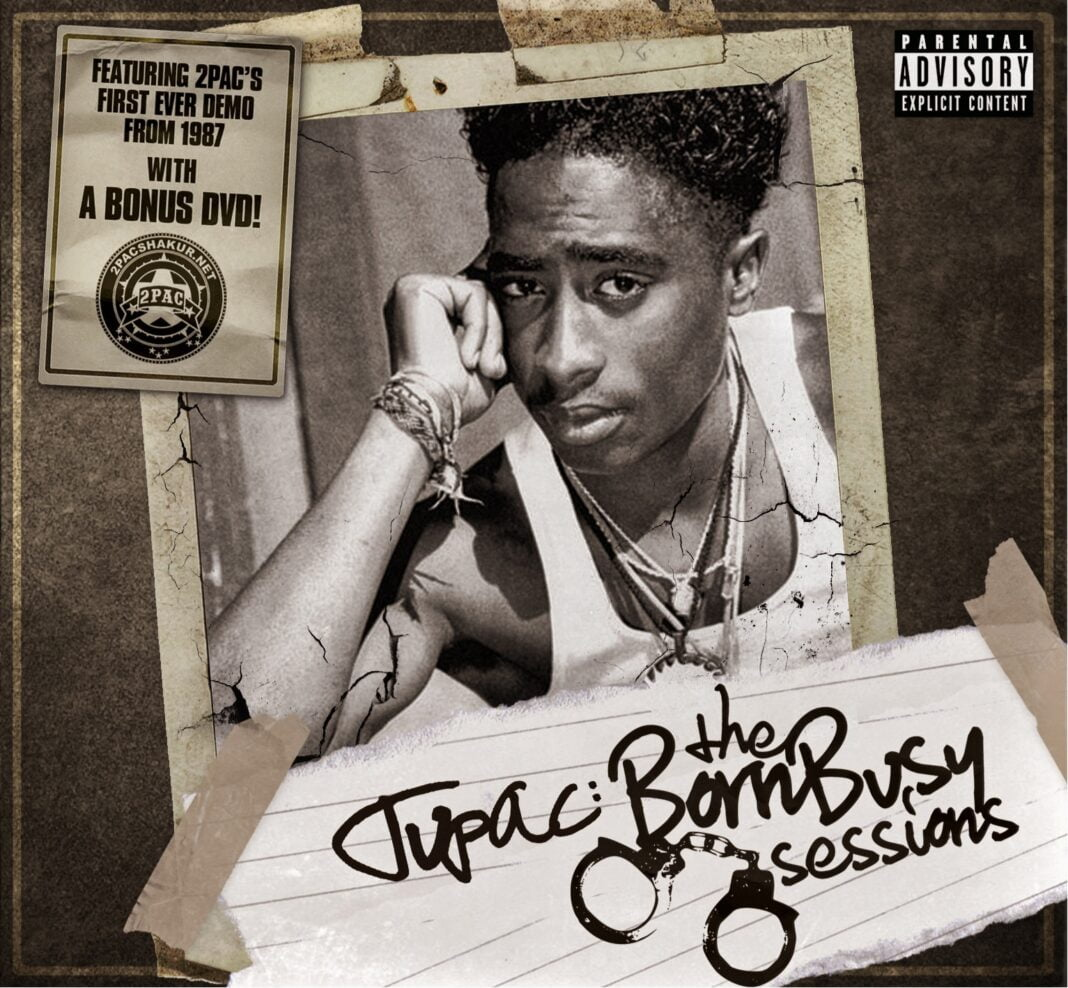2Pac - The Born Busy Sessions (THC Project)