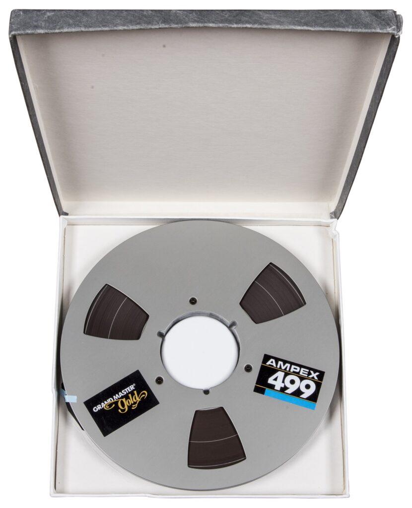 Master Tape