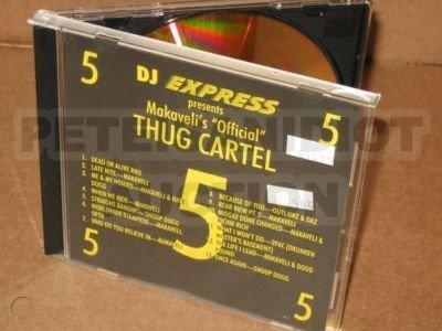 DJ Express - Makaveli 5; Thug Cartel