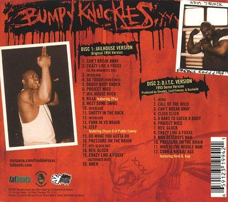 Bumpy Knuckles – Crazy Like A Foxxx