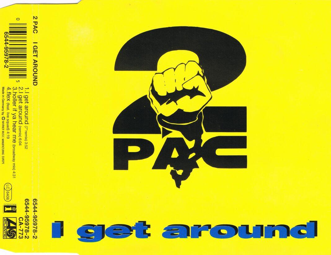 2Pac - 1993 - I Get Around (CDM) (6544-95978-2) (EU, DE)