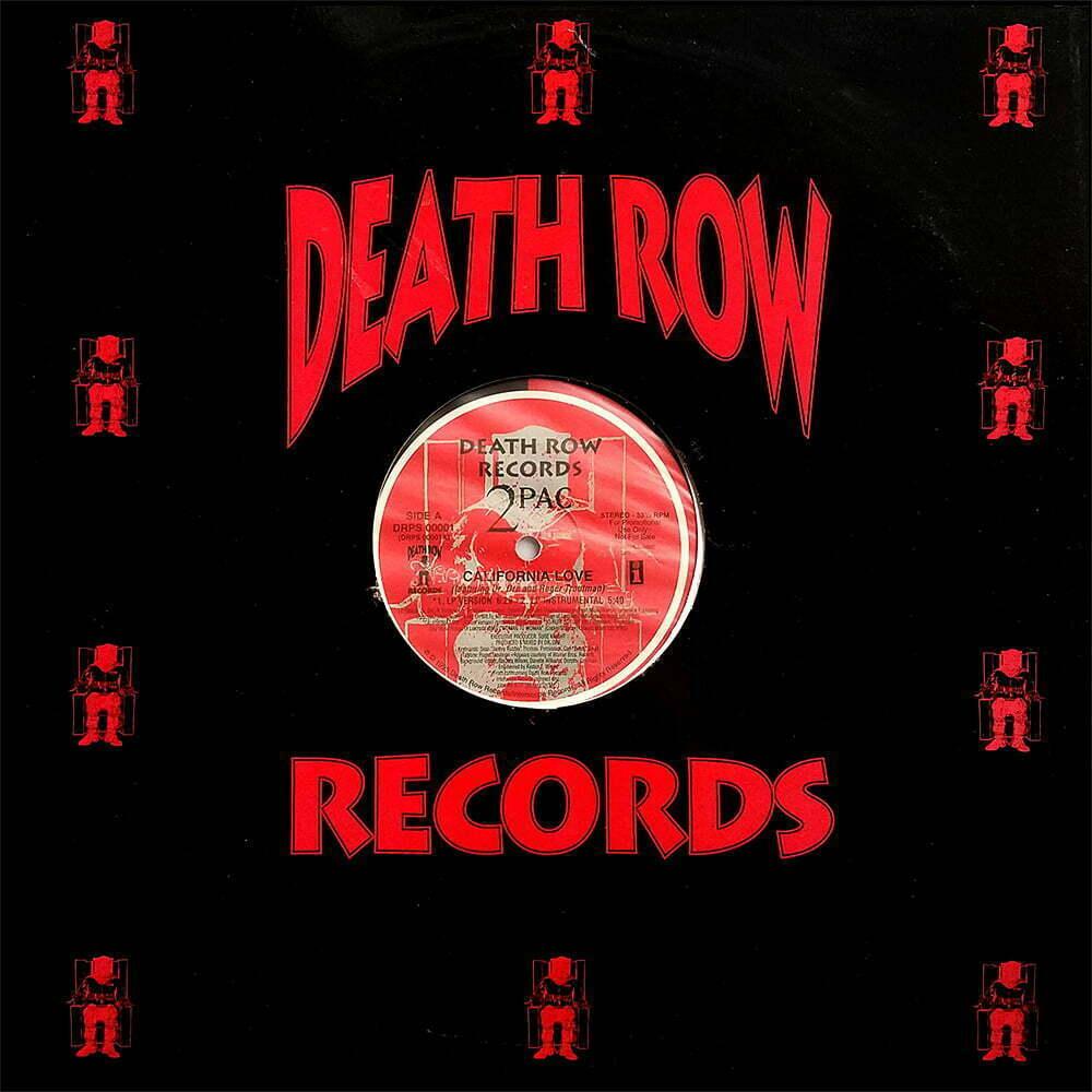 2Pac - 1995 - California Love (US Promo Vinyl Single) (DRPS-00001) [24-96] (FLAC)
