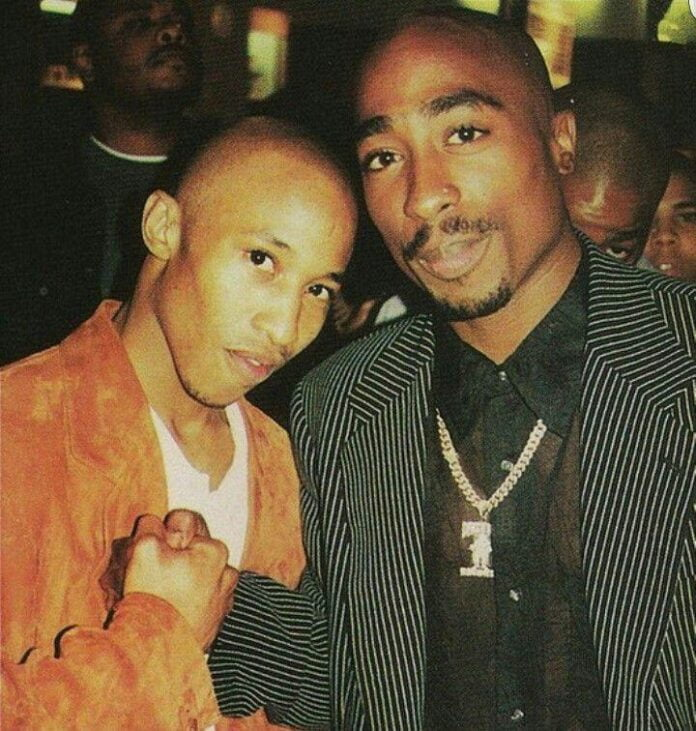 Fredro Starr and 2Pac