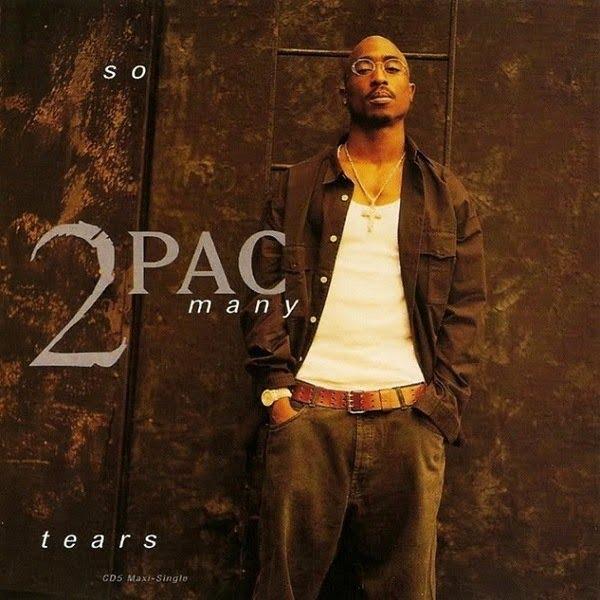 2Pac - 1995 - So Many Tears (CDM) (95748-2) (US)