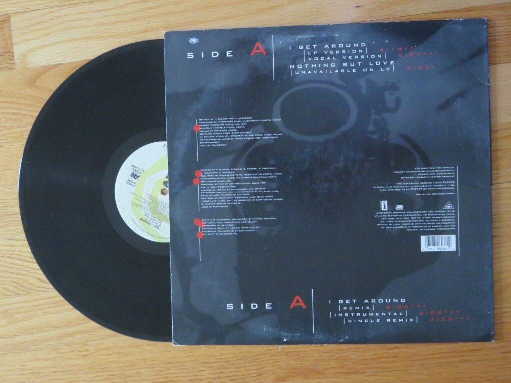 2Pac - 1993 - I Get Around (VLS) (0-96036) (US)