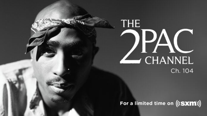 Tupac With His Own Radio Channel On SiriusXM