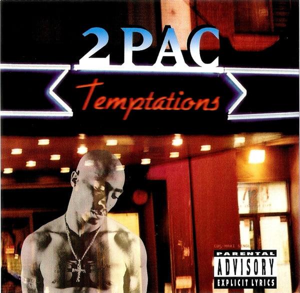 2Pac - 1995 - Temptations (CDM) (95724-2) (US)